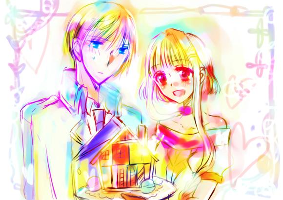 【英雄学園】バレンタイン2