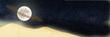 砂漠と月01