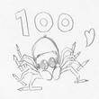 100回記念