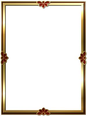 【英雄学園】カード風素材2(枠)