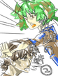 【英雄の条件】第二話・リラの作戦【BL】表紙