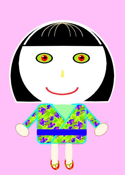 デフォ苺子(笑顔)