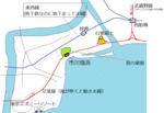 行徳富士付近地図