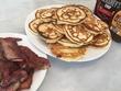 オーストラリアデイの朝食