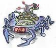 スピリッツマネージャー 第三章21話:天敵の解放、ラスボス 挿絵
