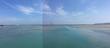 金武湾と海中道路