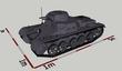 I号戦車B型(Sd Kfz 101)