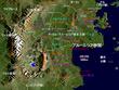 アルールシア帝国地図