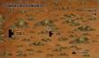 丘陵地帯北部の戦況図
