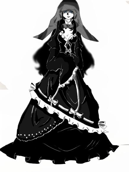 「魔女たちの夜宴」挿し絵描きました!(16枚目)
