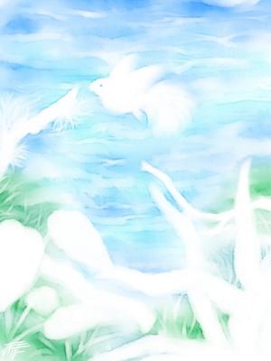 【TTF】翼魚 (汀雲:水・森・翼)