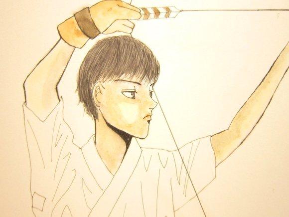 『弓引く者』