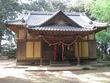 厳かな神社