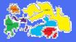タヴレス 世界地図