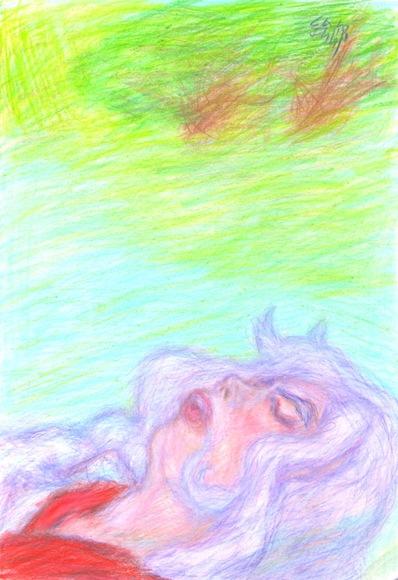 ファンアート「川面のフェノエレーゼ」