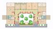 第3章・遺跡の街 街役場平面図