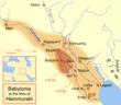 ハンムラビ王治世下のバビロニア