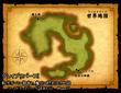 ブレイブリバース~5話・世界地図/挿絵