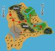 さくら神社防衛戦争 MAP