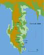 アストラム国 概略地図