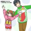 Twitter企画クリスマスイラスト10