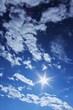 青空と白雲8