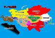 ユーラジアン大陸20210730