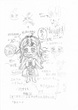 エルフのハナちゃん(ハナハ)想像図2