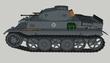 I号戦車C型転輪配置参考図