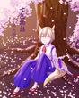 闇夜桜扉絵1