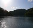 オリヨール湖元ネタ(青野ダム)