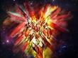 鎧装真姫ゴッドグレイツ/焔の翼