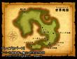 ブレイブリバース42話・世界地図/挿絵