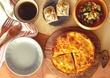ある日の朝食セット