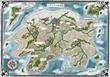 レガリオ大陸イメージマップ