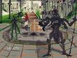 異界探訪ユミルギガース挿絵。赤頭巾のリンゴを配る魔女