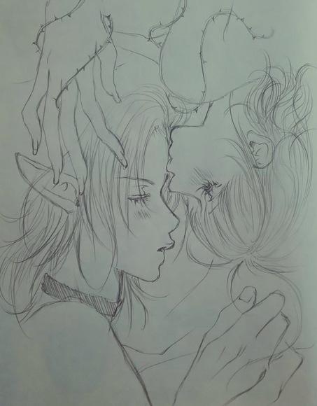 ☆描いてもらいました〜YUKIさんから〜☆