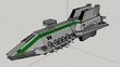 戦闘艦ガルーダ2