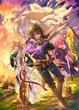 呪印の女剣士第1巻表紙