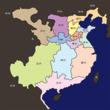 三國志地図