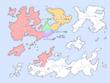 【嫁最】ゴディルエレスカ世界地図