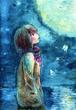【線×色Ⅱ】朋さまの線画