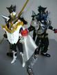 仮面ライダーキバと辺境の戦士たちver1