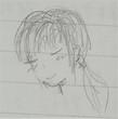 小説挿絵09-リッジラップ不思議な落ち着き顔
