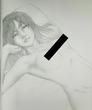 【古スケブ】裸婦