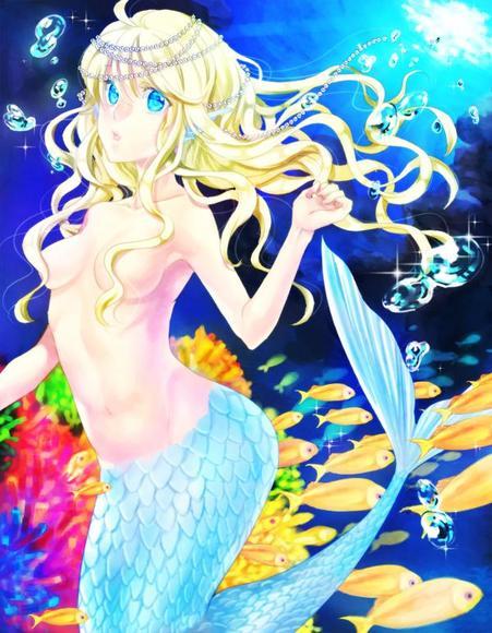 人魚姫だけど王子様をモノにしてやる(みずのと様より)