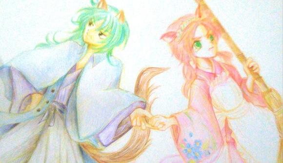 【真夏の雪に逢いに行こう】頂き物紹介7