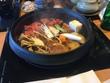 木曽路の特選霜降肉のすき焼き