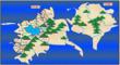 ミケニ島地図