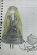 金髪美女と闇と鉄球。